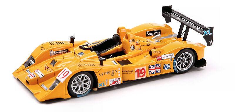 Lola B 06 10  19 Le Le Le Mans 2007 1 43 Model S0240 SPARK MODEL b4763f