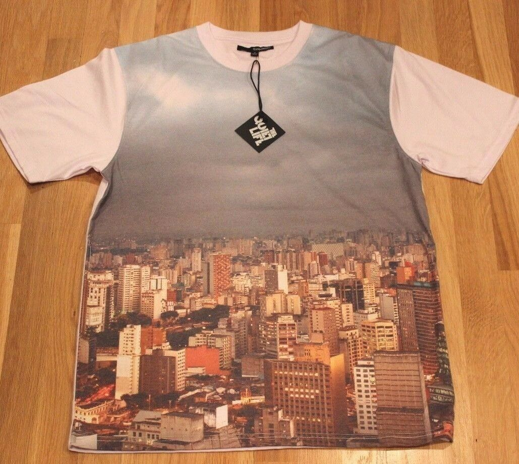 THE QUIET LIFE LIMITED EDITION CITY SCAPE LOS ANGELES LA SUPREME BAPE TQL KANYE
