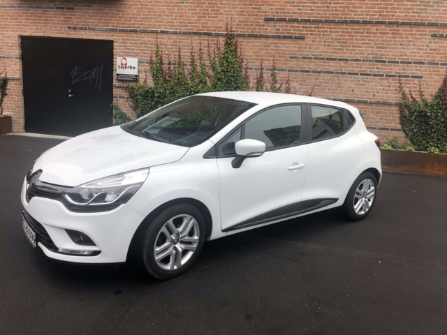 Renault Clio IV, 1,5 dCi 90 Limited, Diesel, 2017, km…