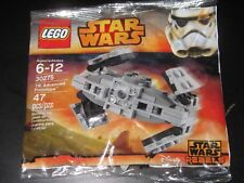 Lego Star Wars Tie Advanced Prototype 30275 Polybag 47pcs