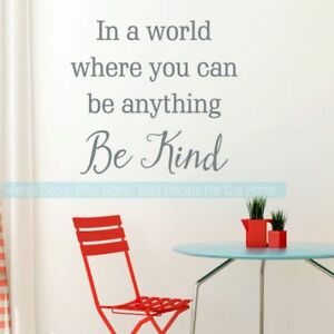 Bathroom-Home-Decor-Be-Kind-Inspirational-Quotes-Vinyl-Letters-Decals-Wall-Decor