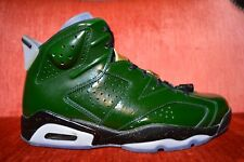 new arrivals 357e5 946a1 item 5 Nike Air Jordan Retro 6 Champagne Championship Pure Green Gold Red  384664-350 11 -Nike Air Jordan Retro 6 Champagne Championship Pure Green  Gold Red ...