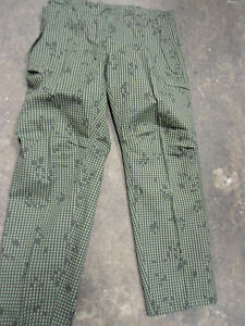 US Military Night Desert Camouflage Pants
