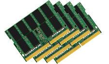 16GB (4x4GB) Memory DDR4-2133MHz PC4-17000 SODIMM For HP Omen X 900-0xxx By RK