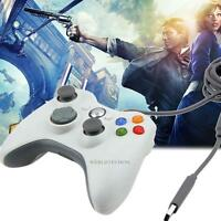 New 2.5M Wired USB Game Pad Controller for Microsoft Xbox 360 Console & PC xmas