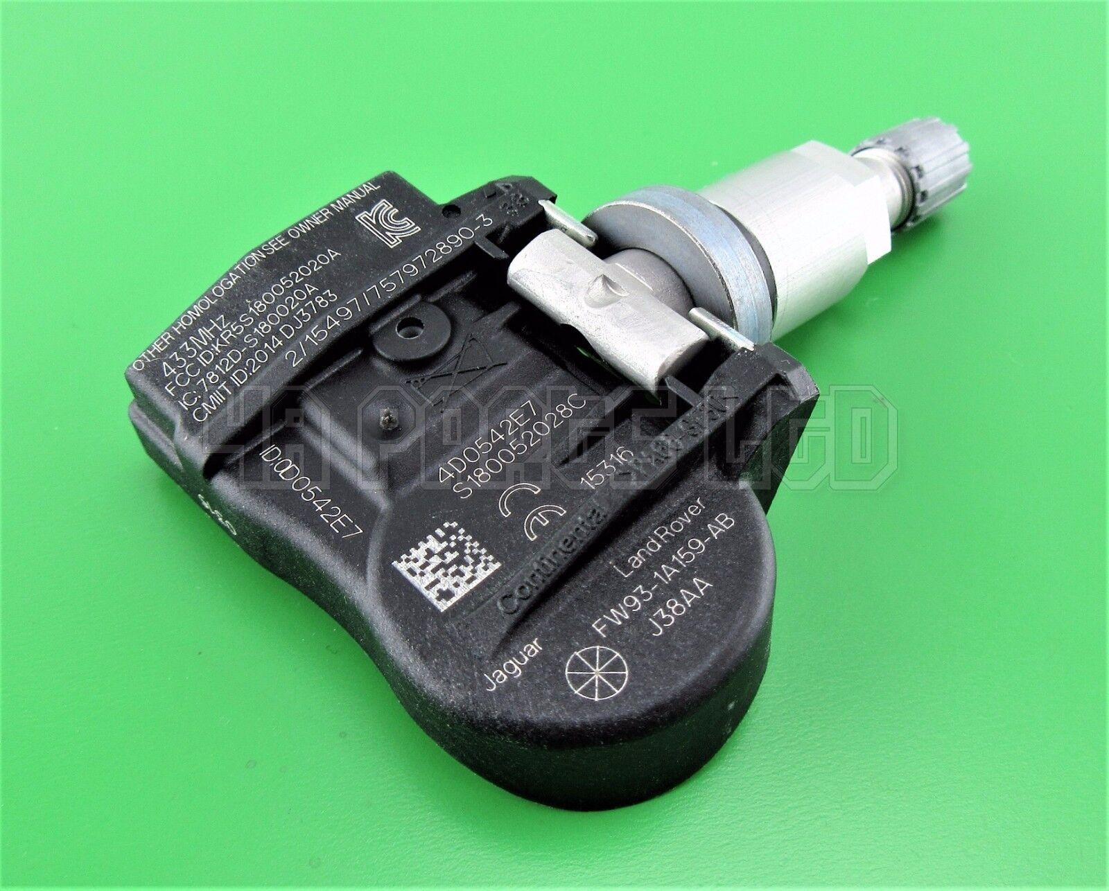 4 pressione pneumatici sensore rdks TPMS PEUGEOT 407 207 307 207 CITROEN c4 c5 c6 c8