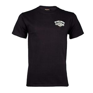 Black-Hills-Harley-Davidson-Men-039-s-Down-Eagle-Short-Sleeve-T-Shirt