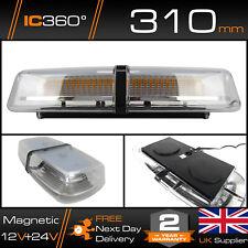 Small Strobe Micro Blast 12v Covert 24v Flashing LED HIDE AWAY LIGHTS WHITE