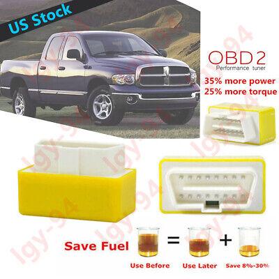 OBD2 SUPER PERFORMANCE CHIP SAVE GAS DODGE RAM 1500 5.7L HEMI 5.2L 5.9L MAGNUM