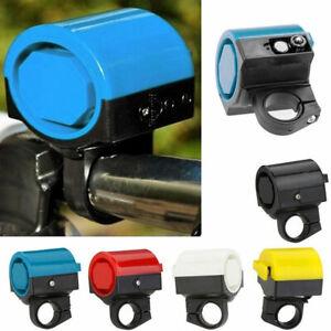 MTB-Bike-Bicycle-Cycling-90dB-Electronic-Bell-Loud-Horn-Handlebar-Ring-Alarm-New
