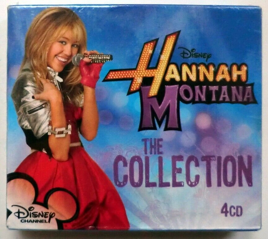 Miley Cyrus / Hannah Montana: The Collection - 4cd, pop
