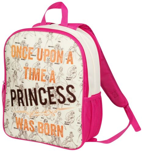 Disney Princess Squad Goals Backpack Kids Rucksack School Nursery Bag Girls NEW