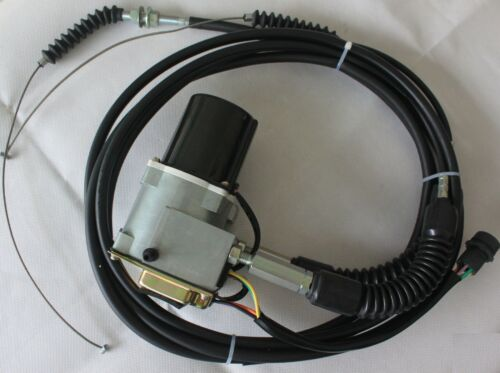Motor assy with 1.4m double cables,247-5227,7Y3914,4I5496 for Caterpillar E312