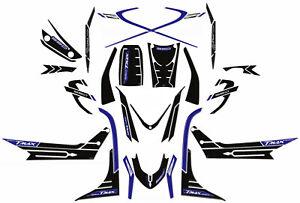 Kit-ADESIVI-in-GEL-3D-compatibili-YAMAHA-Tmax-560-dal-2020-carbon-look-blu-metal