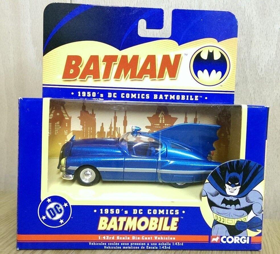 Corgi 77314 Batman DC Comics 1 43 1950's Batmobile