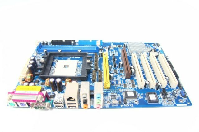 ASRock K8Upgrade-NF3 ATX Desktop PC Motherboard AMD Socket/Socket 754 AGP