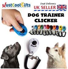 """TCQC Starmark Clicker Dog Trainer Blue 2.5/"""" x 1.5/"""" x 1/"""""""