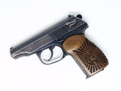 MVD-II New! Handle for Makarov PM pistol Wooden grip