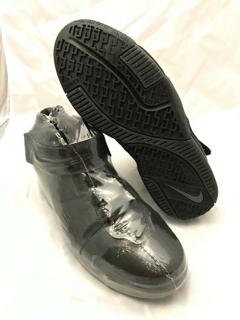 NEW DS Nike Zoom Lebron II Price reduction BIRTHDAY Black 2018 Comfortable Cheap and beautiful fashion
