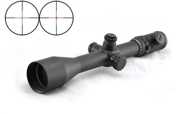 Visionking mira para rifle 6-25X56 de largo alcance 35mm .50 Cal Picatinny Rings