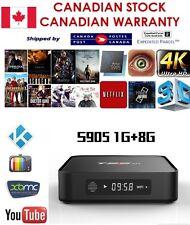 T95M smart TV Box Android 6.0 Loaded /w add ons S905X 8GB Quad Core WIFI BT 4.0