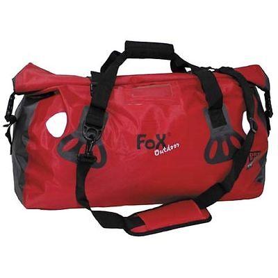 Fox Outdoor Zaino Borsa Uomo Donna Militare Campeggio Carrier Bag Dry Pak 40 Dolcezza Gradevole
