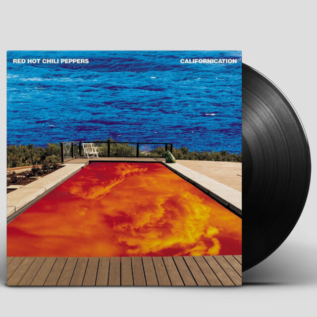 Red Hot Chilli Peppers - Californication | 2 x Vinyl LP | New & Sealed
