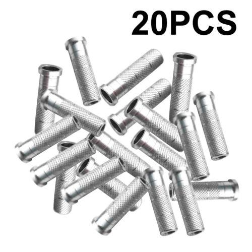 High Strength Arrowhead Connectors 6.2mm 20pcs Outdoor Screw Broadhead