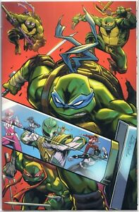MM-Power-Rangers-amp-TMNT-Boom-IDW-series-Choice-New