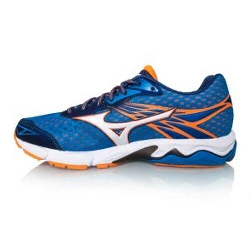 Mizuno Wave Catalyst Para Hombre Zapato crossrunning (D) (J1GC163302 Novela Azul)