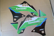 FX EVO Kawasaki graphics  2009 2010 2011   KX450F