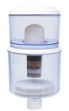 4 Gallon water filter purifier bottle ceramic PH mineral for cooler dispenser