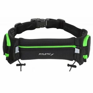 Fitletic-Quench-Retractable-Hydration-Belt-Black-Green-Large-X-Large