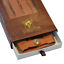 Goldtop Mens 100/% Deerskin Leather Classic Driving Gloves Brown