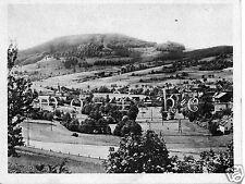 Photo WK 2 WILDFLECKEN Mit großem Auersberg Bild Nr. 10 Serie III 9x7 cm
