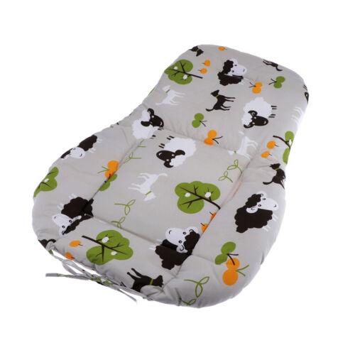 Bébé Poussette Voiture Chaise Haute Coussin Siège Liner Mat Pad Protecteur-Moutons