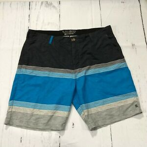 fab311b0ad Billabong For Land And Water Platinum Stretch Men Shorts Size 38 ...