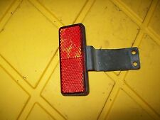 1998 SUZUKI GS500E LEFT RO RIGHT SIDE RED REFLECTOR 2G36 I