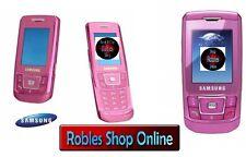 Samsung D900i Pink (Ohne Simlock) 3MP RADIO QUADBAND MP3 Bluetooth Raritätt OVP