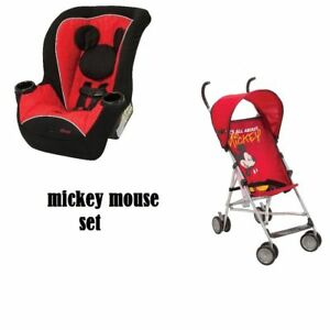 Image Is Loading FACTORY NEW Mickey Mouse Infant Toddler Baby Convertible