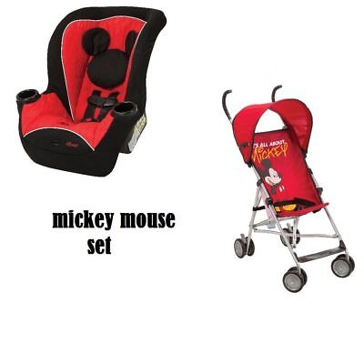 FACTORY NEW Mickey Mouse Infant Toddler Baby Convertible ...