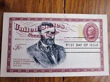 100TH ANNIV FIRST POSTAL CARD 1873 CIVIL WAR PRESIDENT U.S. GRANT PRIVATE CACHET