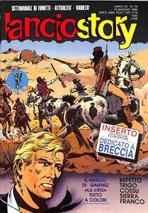 749-LANCIOSTORY-ed-Eura-1986-n-19-stato-Ottimo