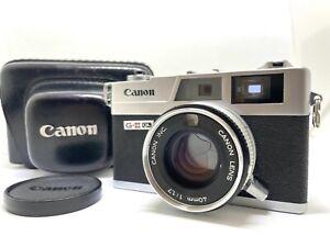 [Exc+5 READ Canon Canonet QL17 GIII Film Camera From JAPAN #698