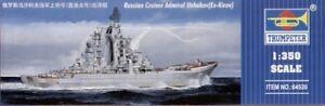 Trumpeter 1/350 Admiral Ushokov (ex-kirov) Cruiser # 04520