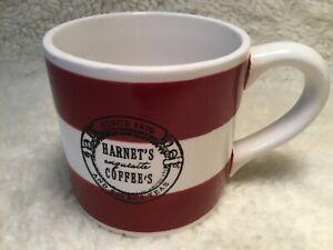 Williams Sonoma Estampillé Label Rouge Harnet 'exquis Du Café Et Thé Tasse 12 Oz (environ 340.19 G)-afficher Le Titre D'origine By8jcabw-08002410-973263805