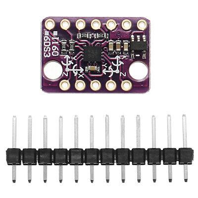 Sensor de 6 ejes para Arduino BMI160 Gyroskop y aceler/ómetro para navegaci/ón interior y AR GY-BMI160