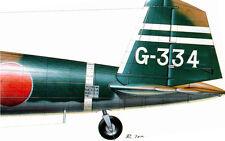 IJN MITSUBISHI G3M NELL Type 96 Japanese Navy Attack Bomber FAOW Black 91