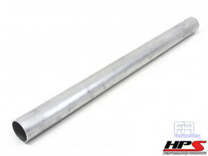 "HPS 2-1//4/"" OD 57mm 16 Gauge 6061 Aluminum Straight Pipe Tubing x 1 Foot Long"