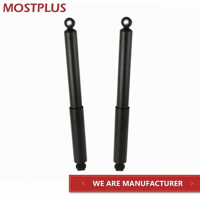 MOSTPLUS 911278 Rear Shocks Absorbers Assemblies Set Compatible with 2006-2010 Jeep Commander// 2005-2010 Jeep Grand Cherokee